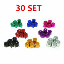 30sets Metal Bullet Buttons Set for Xbox One Game Controller ABXY & Guide Button