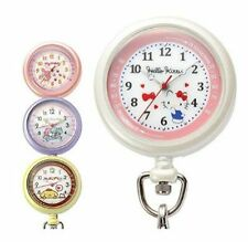 Sanrio Character Nurse Watch Two-Way Zuna  Medical Nursing Hello Kitty etc.