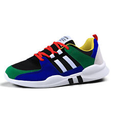 Men's Sneakers Sports Casual Running Shoes Athletic Trainers Breathable Outdoors