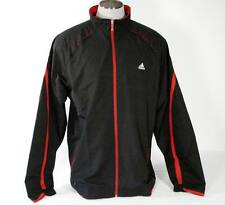 Adidas Formotion ClimaCool Black Zip Front Basketball Track Jacket Mens 2XL NWT