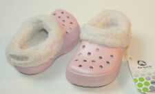 Crocs Mammoth Kids Cotton Candy all size C6/C7 ~ M3/W5
