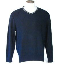 Tommy Hilfiger Mens V-Neck Cotton Knit Sweater Mens Extra Large XL NWT