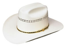 NEW! Stone Mtn Cowboy Straw Hat Adult & Kids (6 1/4 - 7 5/8)