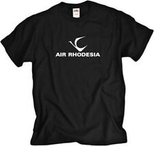 Air Rhodesia Retro Logo Rhodesian Airline T-Shirt
