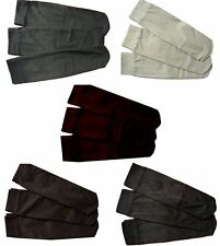 12 Pairs Men's Tube Dress Socks- One-Size-Fits-All