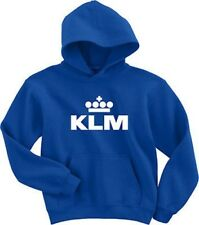 KLM Retro Logo Royal Dutch Airline Hoody
