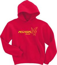 Pegasus Airlines Vintage Logo Turkish Airline Hoody