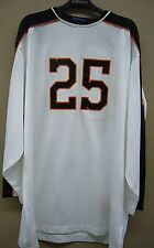Brooklyn Tigers 1944 Home Throwback Jersey 3XL 4XL 5XL - Stall & Dean