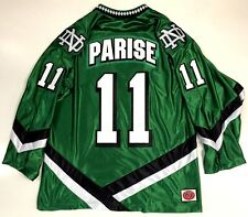 ZACH PARISE NORTH DAKOTA SIOUX JERSEY MINNESOTA WILD