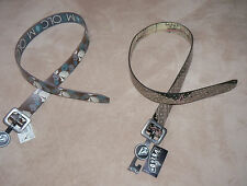 Volcom Fight NIGHT Womens Junior Graphic Belt NWT 2 colors available