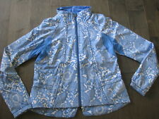 NWT LULULEMON RUN:TRAVEL TO TRACK JACKET BEACHY FLORAL WHITE PORCELAINE 4 6 8 12