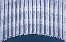 JUNIPER JARDINIERE NET CURTAIN - CHOOSE YOUR WIDTH AND DROP - 1ST CLASS P&P