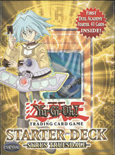 Yu-gi-oh Syrus Truesdale Starter Deck Cards YSDS-EN000 - 020 Card Selection