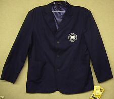 Yale University Dinner Jacket - Cotton with Satin Lining - Stall & Dean - NWT