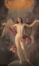 Photo Print Reproduction Blessed Soul Guido Reni Other Sizes Avail