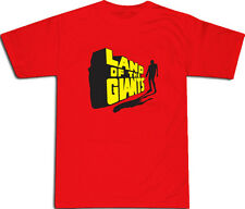Land of The Giants COOL T-SHIRT ALL SIZES # Red