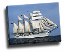 Voyager of the Seas, Chile Ship Giclee Canvas Picture Wall Art