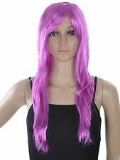 New Style Fashion Long Straight Hair Women's Girl Full Wig Cosplay Party Wig