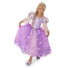 RAPUNZEL~Limited Edition~LE~Deluxe~COSTUME Dress~5~6~8~10~Tangled~Disney Store
