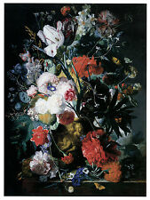 1221.Flower and Fruits Art Decoration POSTER.Graphics to decorate home Florist.