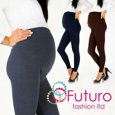 ☼ HOT DEAL ☼ Thick Heavy & Warm Maternity Cotton Leggings Ankle Length PREGNANCY