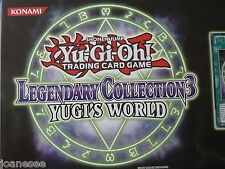 Yu-gi-oh Legendary Collection 3 Commons LCYW-EN266 - 301 Mint Card Selection
