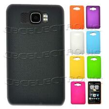 1x New Colorful skidproof hard case skin cover for HTC HD2