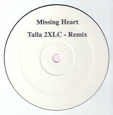 Missing Heart ‎– Tears In May (Pollux Records – B146061-01)  12""