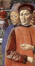 Photo Print St Augustine Departing for Milan (detail) Gozzoli Benozzo- vari