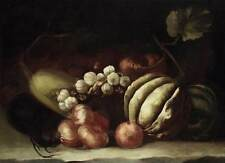 Photo Print Still-Life of Vegetables Tintore, Simone Del - in various sizes jwg-
