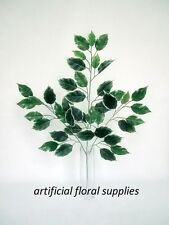 VARIEGATED ficus leaf leaves branch artificial wedding greenery foliage flowers