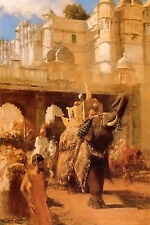 Photo/Poster - Royal Procession Edwin Lord Weeks Wee - Weeks Edwin Lord 1849 190