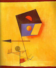 Art Photo Print - Conqueror - Klee Paul 1879 1940