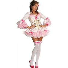 Mon Ami Costume Adult Pink Marie Antoinette Halloween Fancy Dress