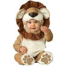 Baby Lion Costume Boys Soft and Cute Jungle Circus Halloween Fancy Dress