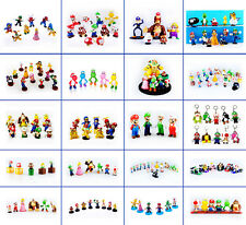 NEW Nintendo Super Mario Toy Hot Figure Toy Doll Large Collection Figure Toy