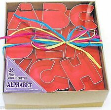 Numbers, Alphabet, People, Clothes cookie cutter SETS! Multi listing