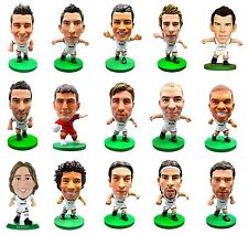 OFFICIAL FOOTBALL CLUB - REAL MADRID F.C. SoccerStarz Figures (+New Players)