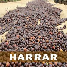 Up to 15 lbs Ethiopian Queen City Harrar Grade 4 Coffee Beans Whole/Ground