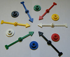 Spinners with Base 71mm Board Game Pieces Spinner NEW
