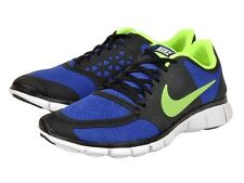 Nike Free 7.0 V2 Men's Running Shoes Old Royal Electric Green New 396046-431