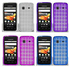 Any 1 Flexible TPU Soft Gel Case For Samsung Galaxy Precedent SCH-M828C Phone