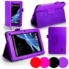"""Stand Folio Wallet Leather Case Cover For Acer Iconia Tab B1-A71 7"""""""