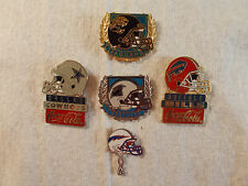 Football Helemets Lapel & Hat Pins or Tie Tacs #2