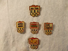 Kelloggs Olympic Lapel & Hat Pins or Tie Tacs #2