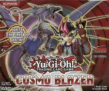 Yu-gi-oh Cosmo Blazer Rares Singles or Playsets Mint 1st Edition Take Your Pick