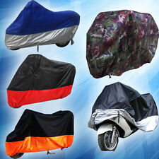 XL/XXL Motorcycle Waterproof UV Protective Breathable Rain Safety Cover Outdoor*