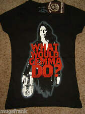 Sons of Anarchy SOA Tv Show What Would Gemma Do? Junior T-Shirt
