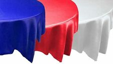 "20 pcs 72x72"" SATIN Table OVERLAYS - BUY Wholesale Wedding Buffet Decorations"