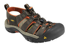 Keen Newport H2 Black Olive/Bombay Brown Sandal Mens sizes 8-17/NEW!!!